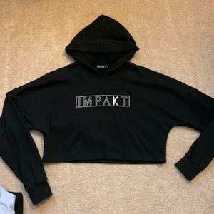 IMPAKT Cropped Hoodie